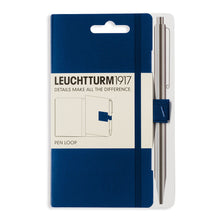 Load image into Gallery viewer, Leuchtturm1917 Pen Loop Navy