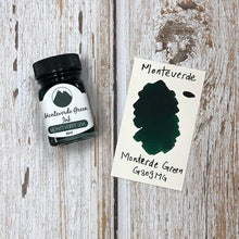 Load image into Gallery viewer, Monteverde 30ml Ink Bottle Monteverde Green