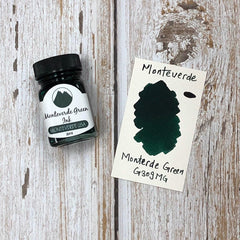 Monteverde 30ml Ink Bottle Monteverde Green