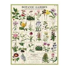 Load image into Gallery viewer, Cavallini Puzzle Botanic Garden