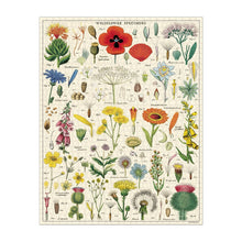 Load image into Gallery viewer, Cavallini Puzzle Wildflowers