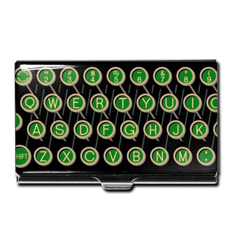Acme Studio Business Card Case Qwerty