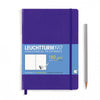 Leuchtturm1917 Hardcover A5 Medium Sketchbook Purple