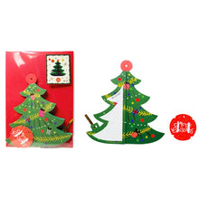 Load image into Gallery viewer, D'Won 3D Pop Up Card Card Deco Christmas Tree