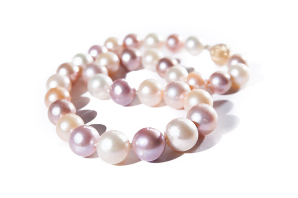 Large Natural Blush Colour Fresh Water Pearl