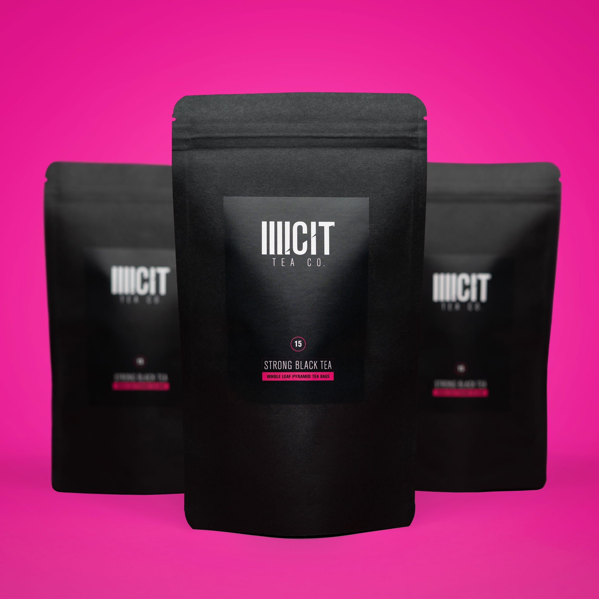 Illicit Tea Co. | Strong Black Tea