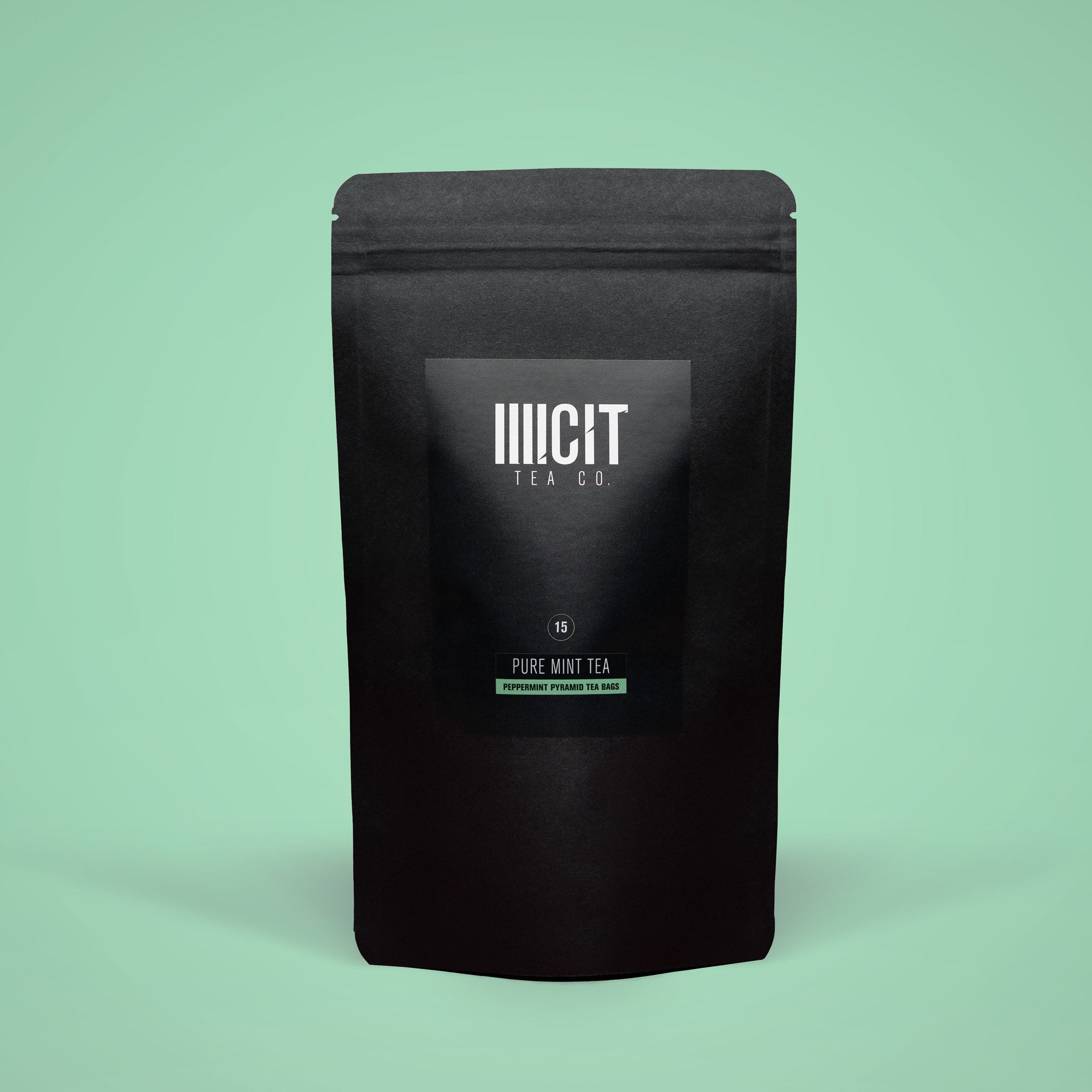 Illicit Tea Co. |  Pure Mint Tea