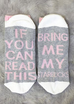 starbucks socks for women