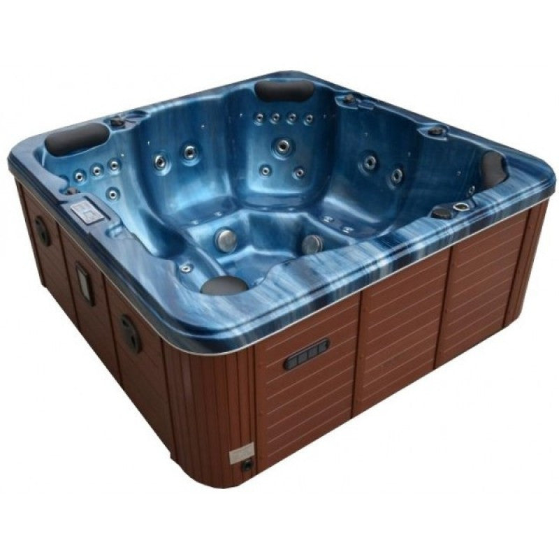 6 person hot tub - The Refresh – tubs2go.co.uk
