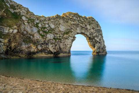 Seascape Photography of England