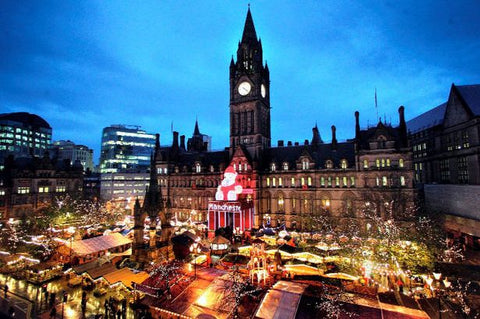 Manchester Christmas Fayre