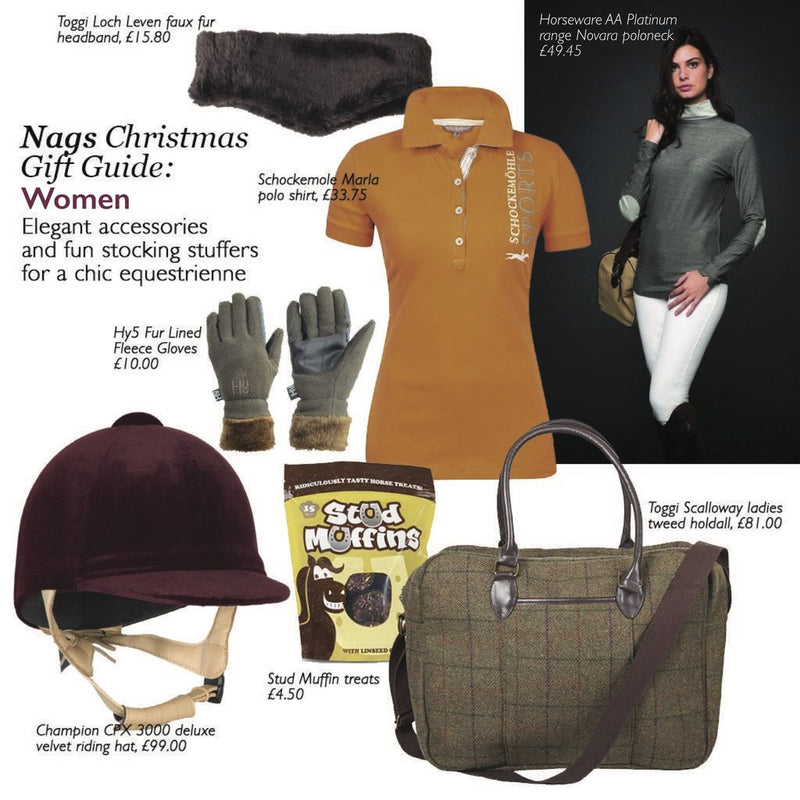 Nags Christmas Gift Guide: Women
