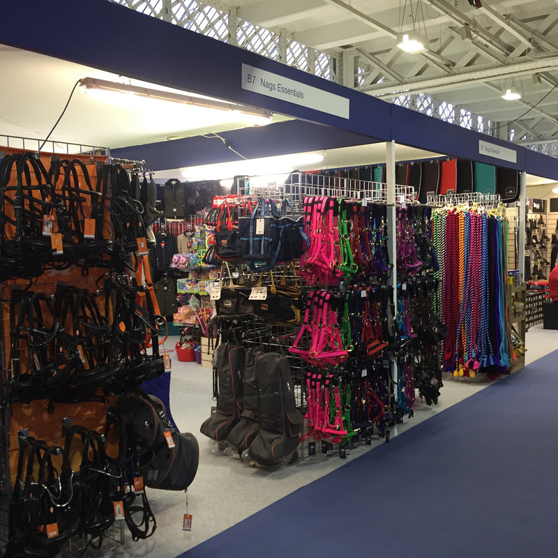 Nags Essentials at The London International Horse Show, Olympia