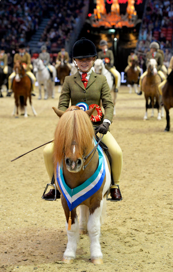The London International Horse Show, Olympia