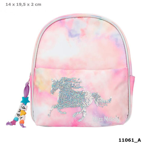 Miss Melody Small Backpack BATIK
