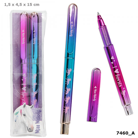 Miss Melody Ballpen Set