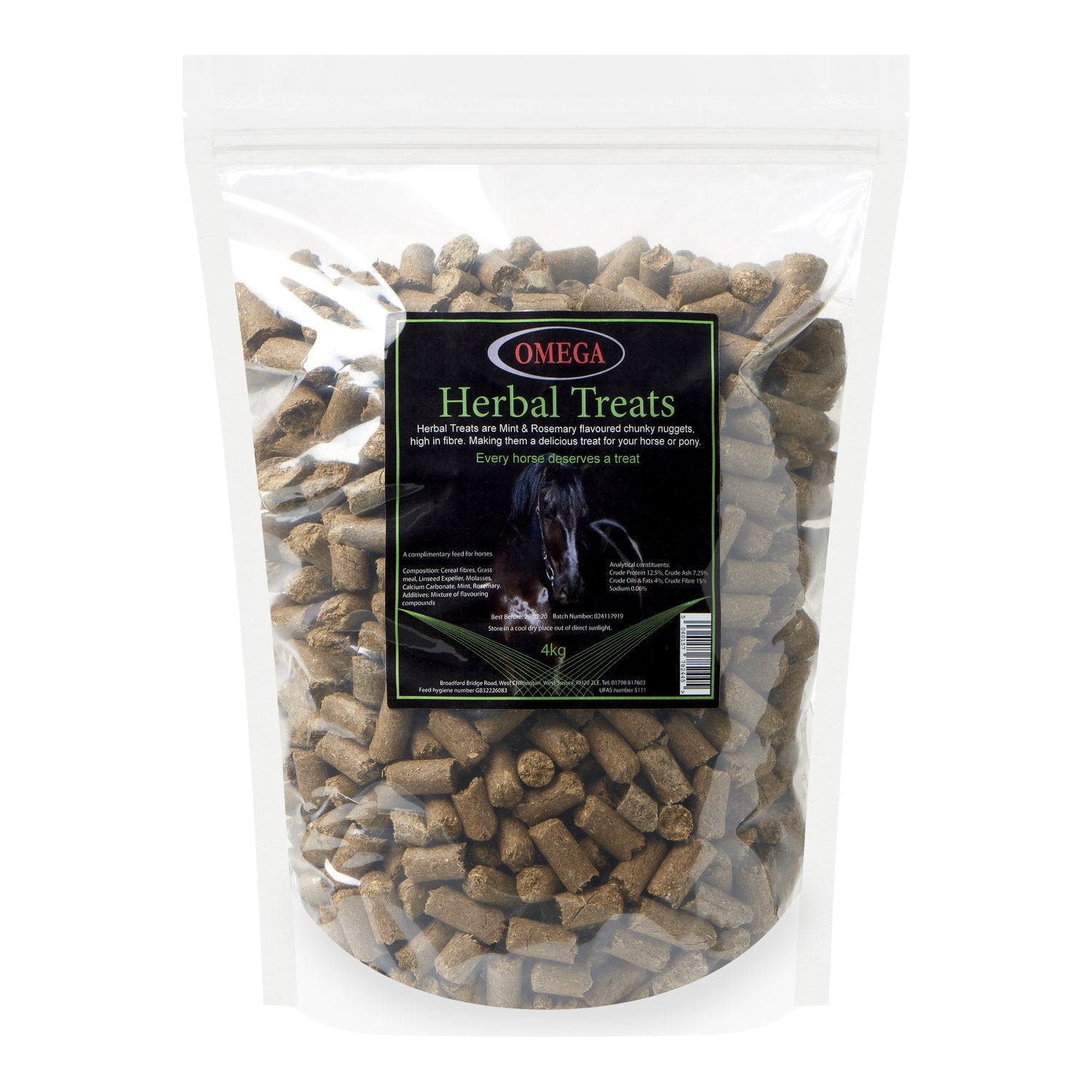 Omega Equine Treats