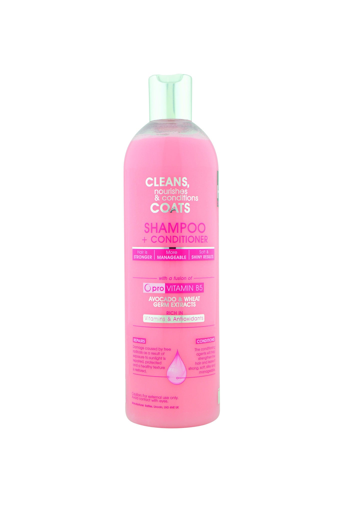 HyShine Magic Sparkle 2 in 1 Conditioner & Shampoo