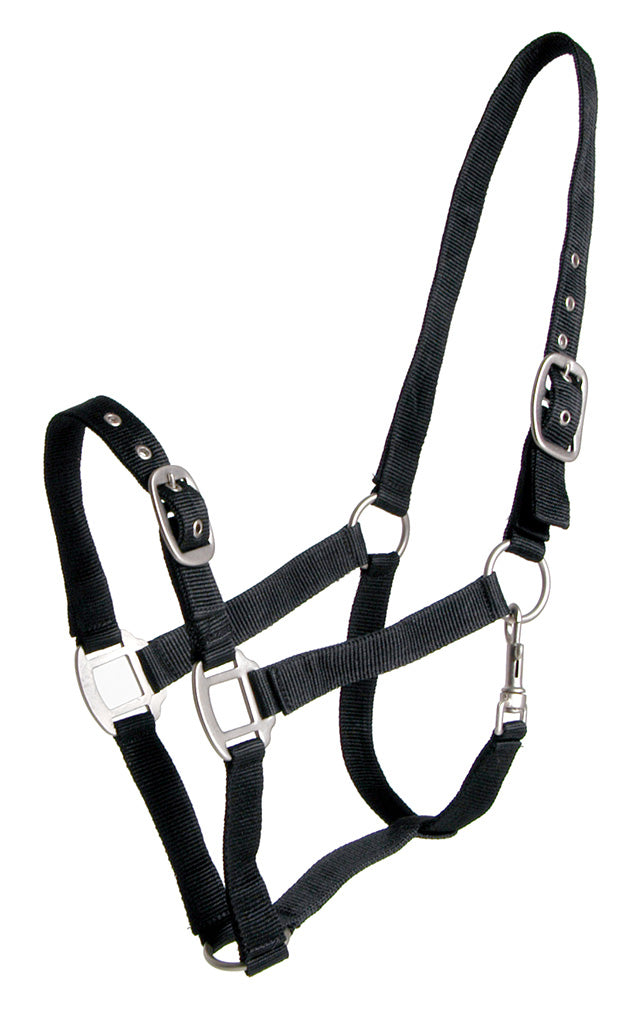 Double Adjustable Head Collar