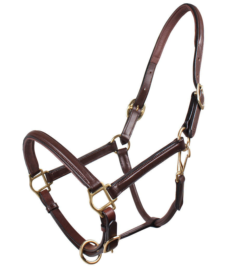 Leather Delicate Head Collar
