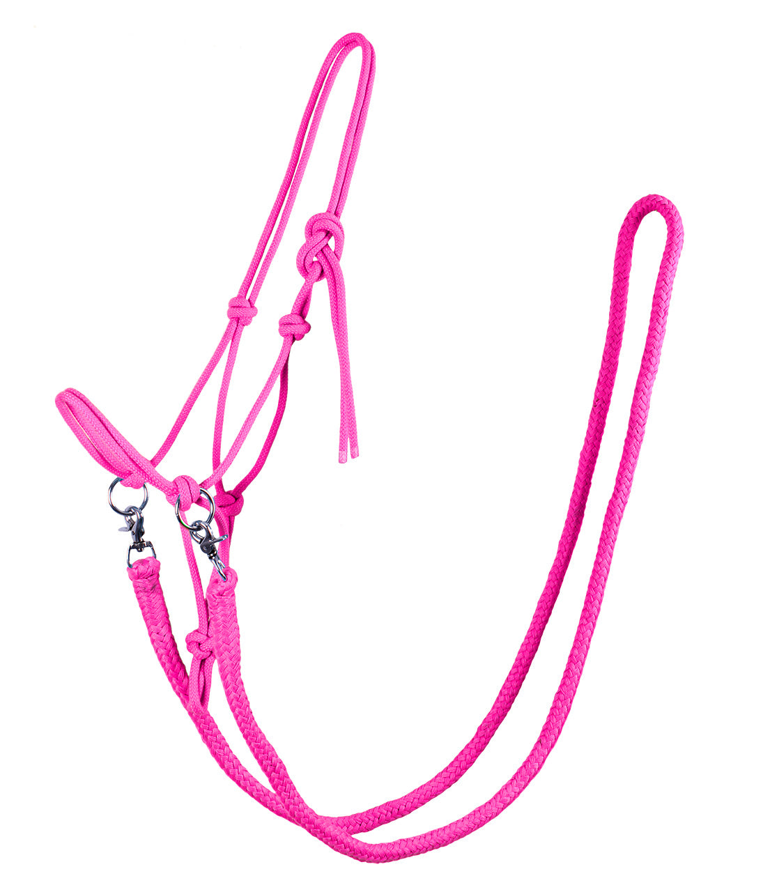 Rope Halter with Rein