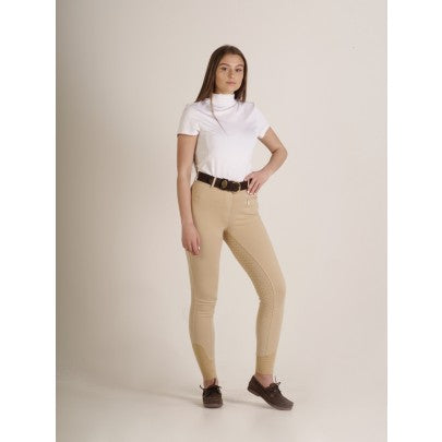 Gallop Full Silicone Seat Breeches