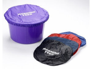 Lincoln Feed Bucket Cover - Morning Feed