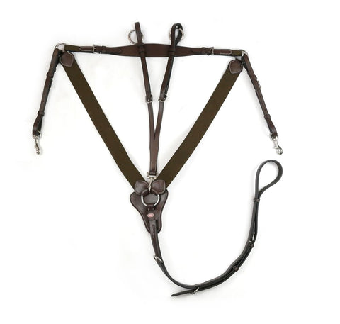 John Whitaker Eastwood Elasticated Breastplate