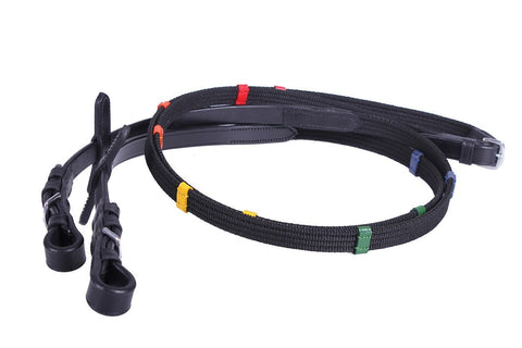 Coloured Stop Reins