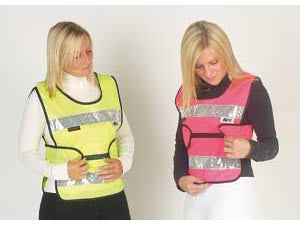 HyVIZ Adjustable Reflective Tabard
