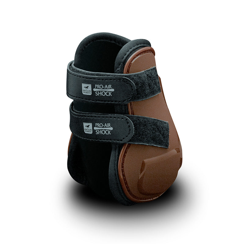 KM ELITE AIR SHOCK PRO HIND FLICK BOOTS