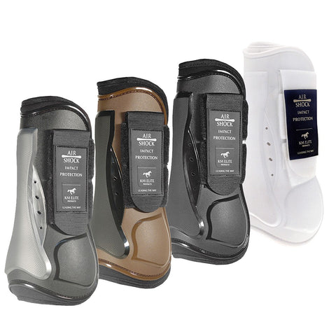KM Elite Air Shock Tendon Boots