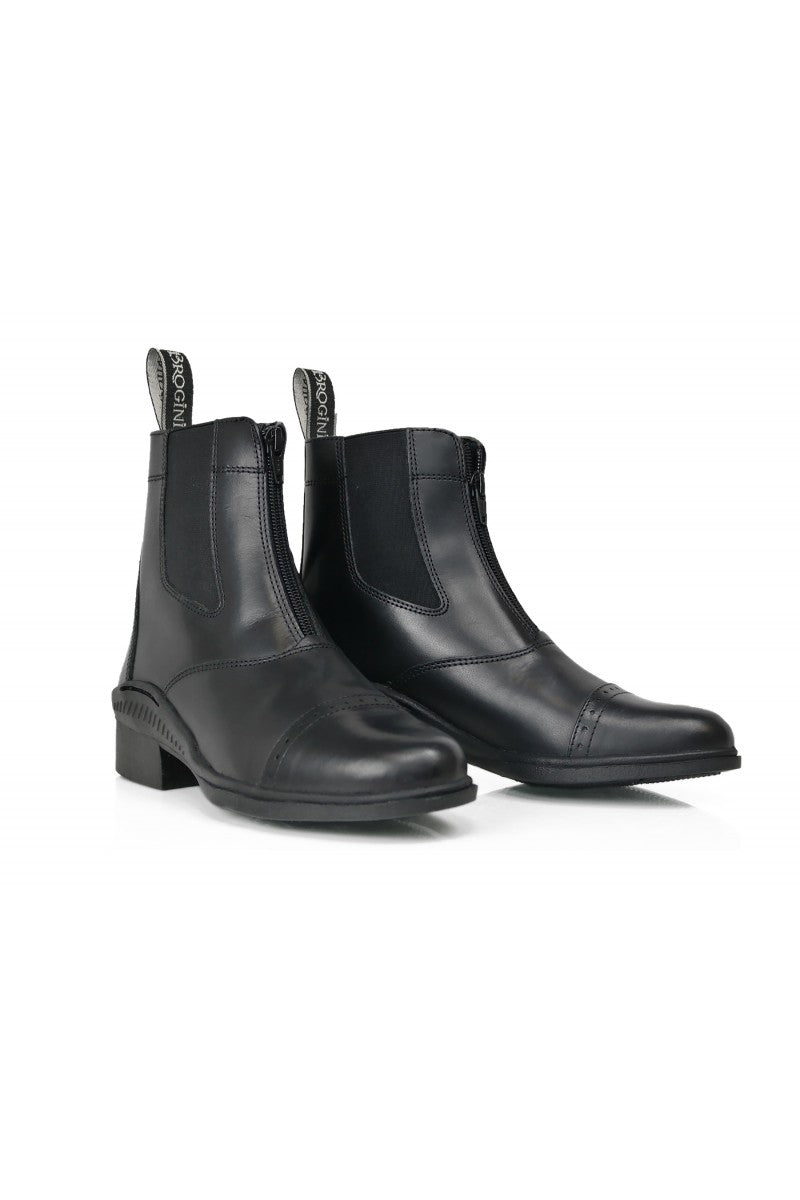 Tivoli Zipped Boots
