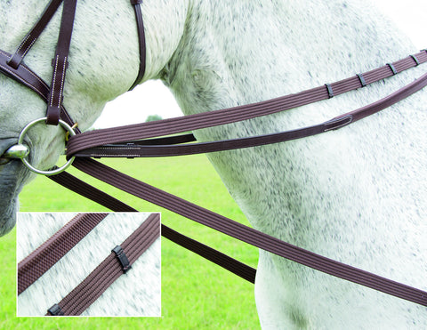 Shires Cotton Web Draw Reins