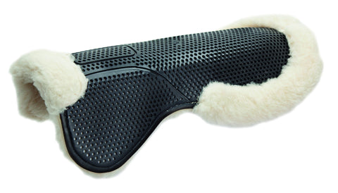 Shires Fleece Lined Gel Pad