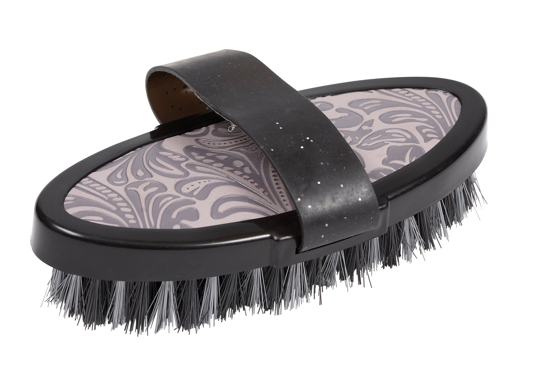 Roma Equi Leather Back Soft Touch Body Brush