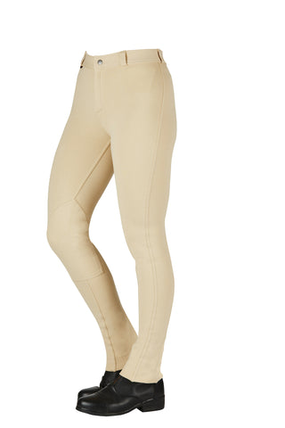Saxon Warm Up Cotton Jodhpurs