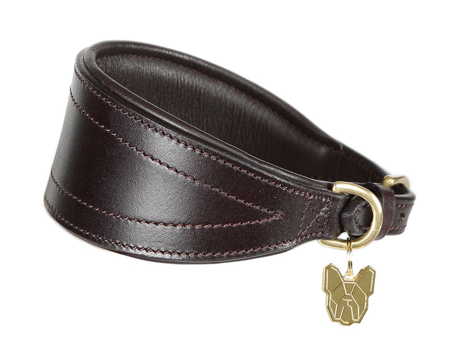 Digby & Fox Padded Greyhound Collar