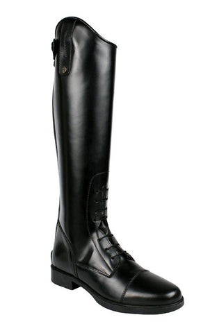 Julia Children's Long Riding Boot Wide Calf