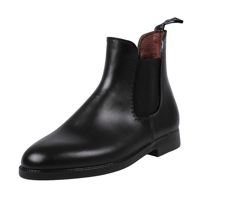 Rubber Jodhpur Boot