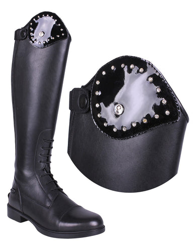 Exchangeable Boot Top Crystal