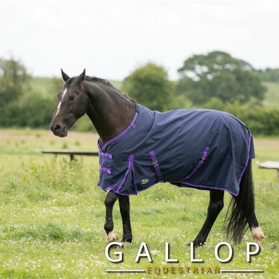 Gallop Trojan Lite-Weight Turnout Rug