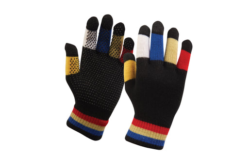 Dublin Magic Pimple Grip Riding Gloves