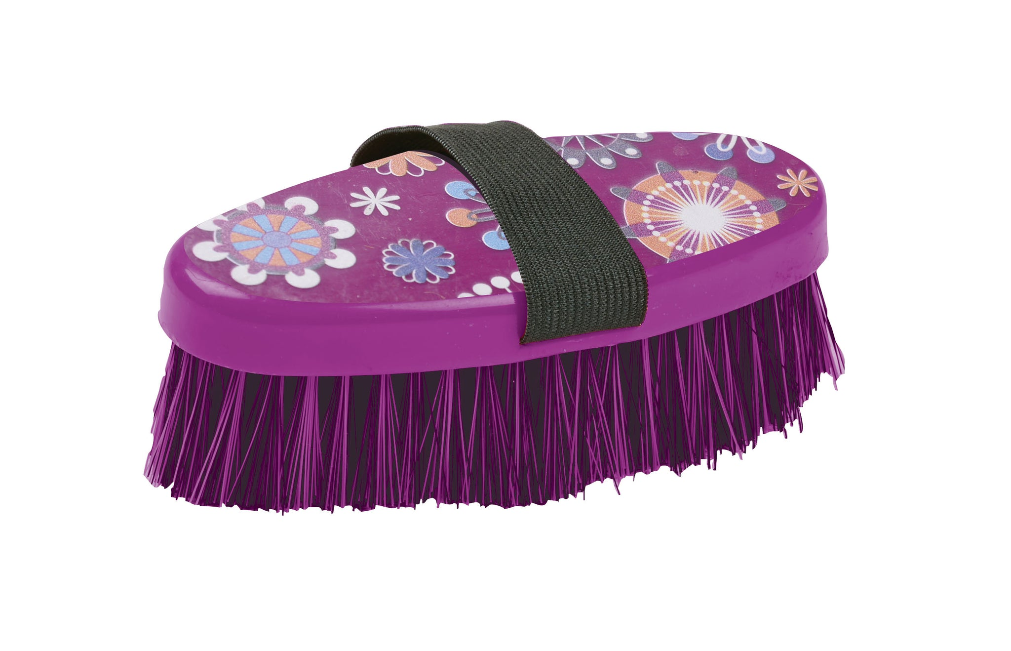 Roma Pattern Body Brush