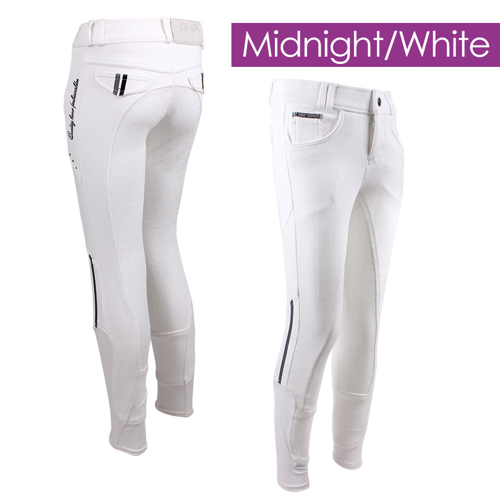 Coco anti-slip full Seat Childrens Breeches
