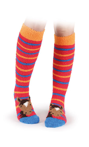 Fluffy Socks  - Adult
