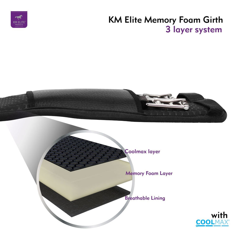 KM Memory Foam GP Girth