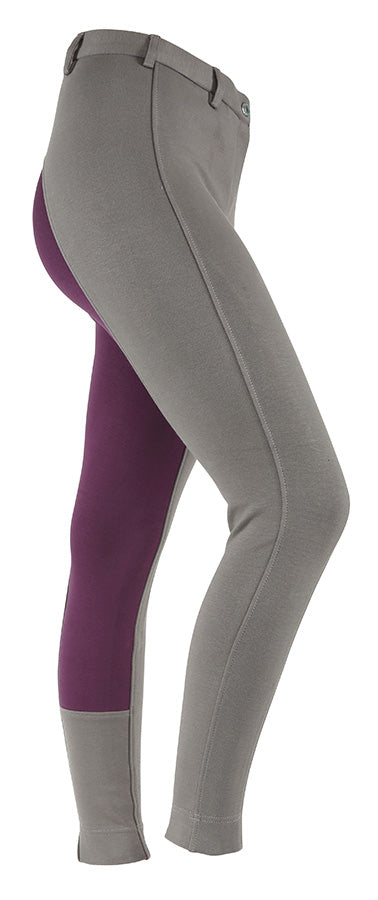 Shires Wessex Two Tone Jodhpurs - Ladies