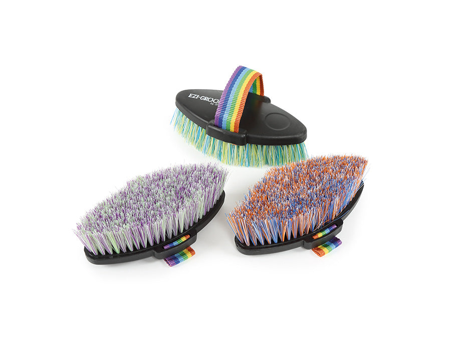 EZI-Groom Shape Up Small Body Brush