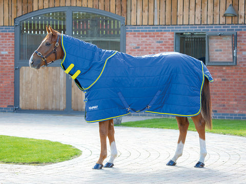 Shires Tempest 100g Stable Rug & Neck Set